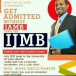 Ijmb registration 2019/2020 session